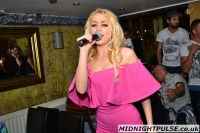 TEDI ALEKSANDROVA in Bar OLIMP 10.05.2014 London